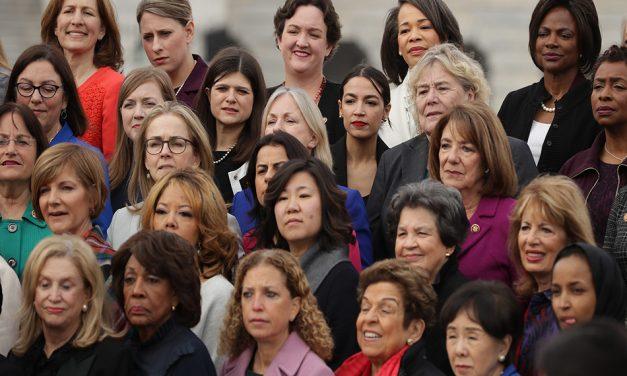 Gynocrats – America's Third Major Political Party