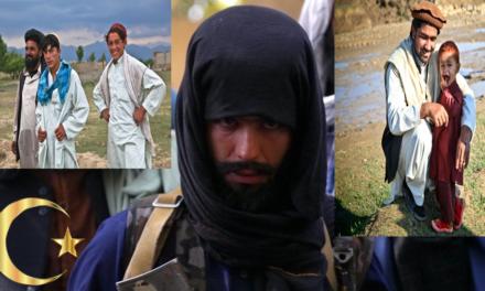 The Taliban Man